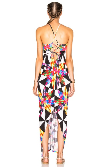 Modal Draped Dress