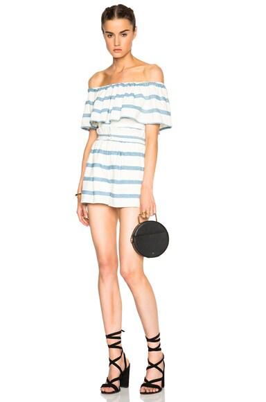 Novelty Stripe Shorts