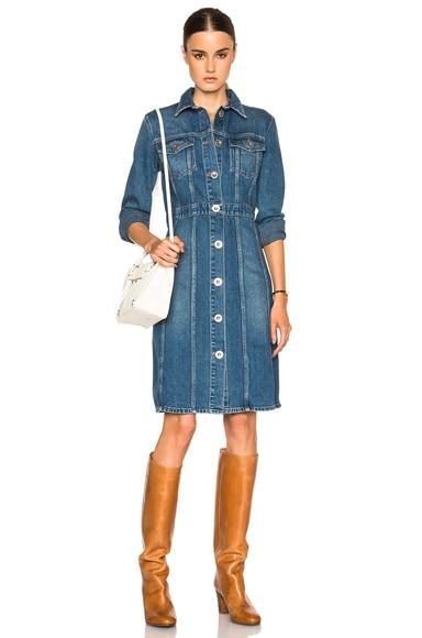 M.i.h Jeans DJ Dress in True Blue