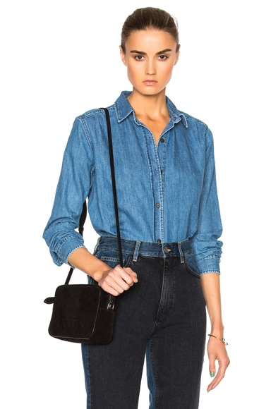 M.i.h Jeans Loose Shirt in Star Washed