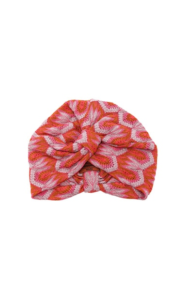 Missoni Mare Turban in Red