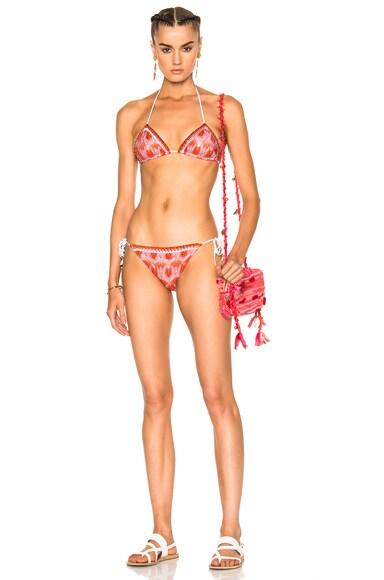 Missoni Mare Bikini in Red