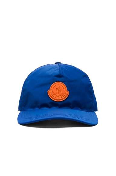 Moncler x Off White Cap in Blue