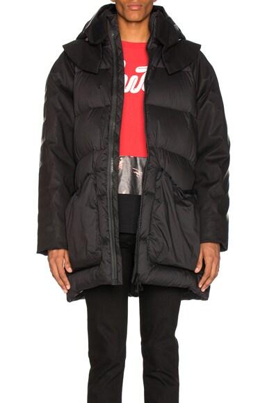 Moncler x Off White Granville Jacket in Black