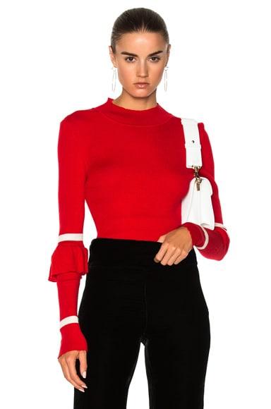Heart Whisper Knit Sweater
