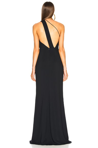 Back Strap Gown