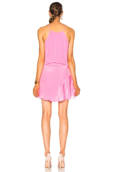 Cami Ruffle Mini Dress