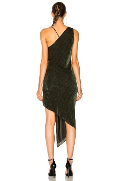 Asymmetric Bias Dress