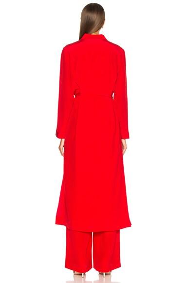 Side Slit Robe