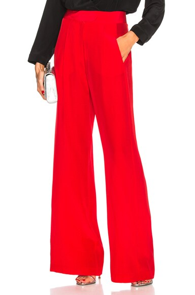 Wide Leg Trouser Pant