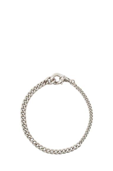 Chain Brass Necklace