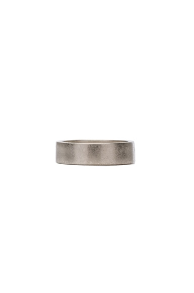 Maison Margiela Ring in Silver