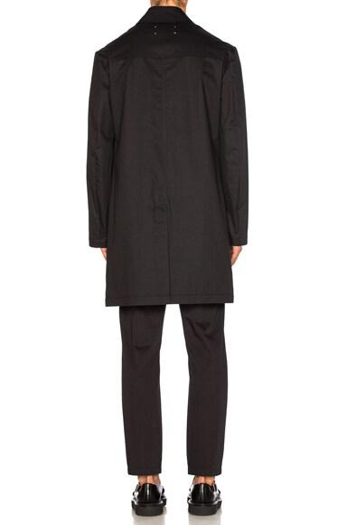 Waterproof Cotton Twill Coat