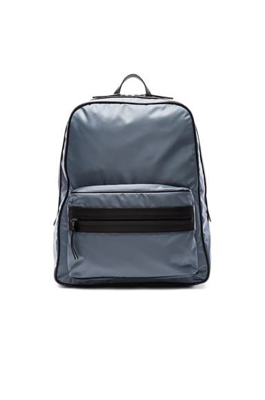Maison Margiela Zip Backpack in Denim