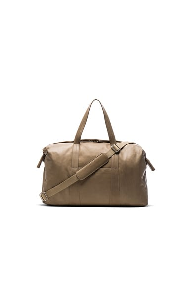 Maison Margiela Duffel Bag in Kaki