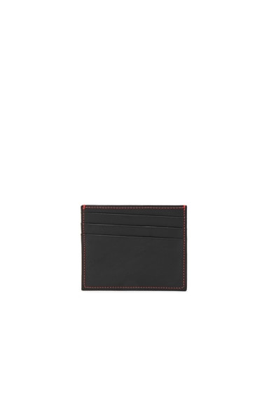 Grained Soft Leather Cardholder