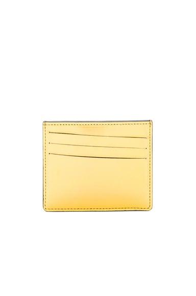 Calf Leather Card Holder