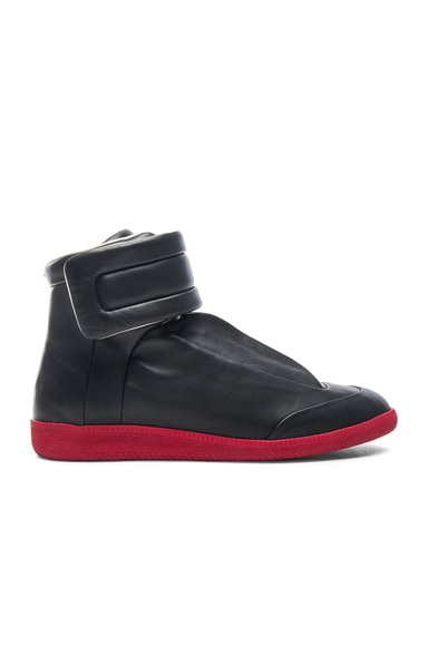 Calfskin Future High Tops