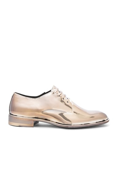 Limited Edition Galvanized Effect Dress Shoes