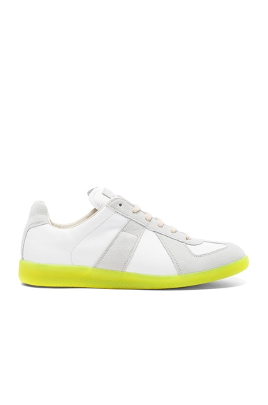 Leather Replica Sneakers