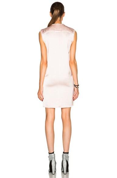 Heavy Viscose Ruffle Dress