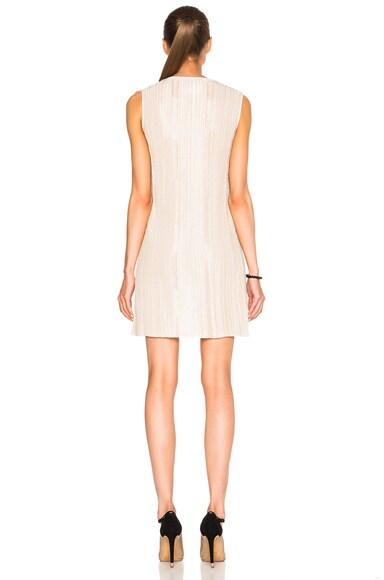 Lurex Intarsia Dress