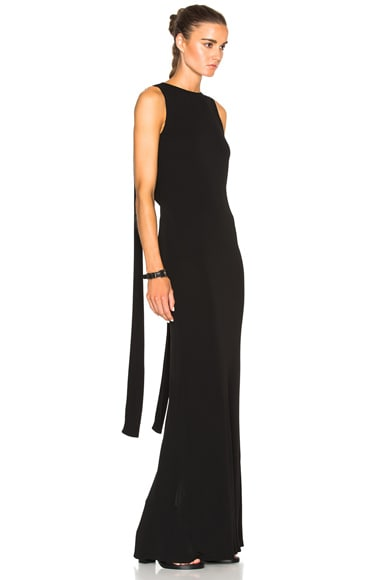 Viscose Jersey Gown