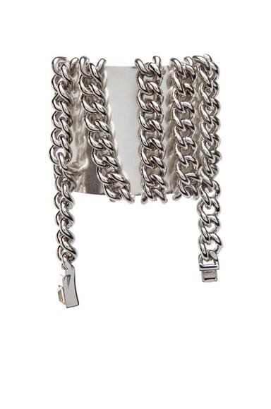 Brass Cuff Bracelet