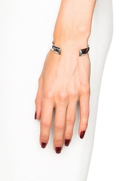 Fine Chevaliere Split Bracelet