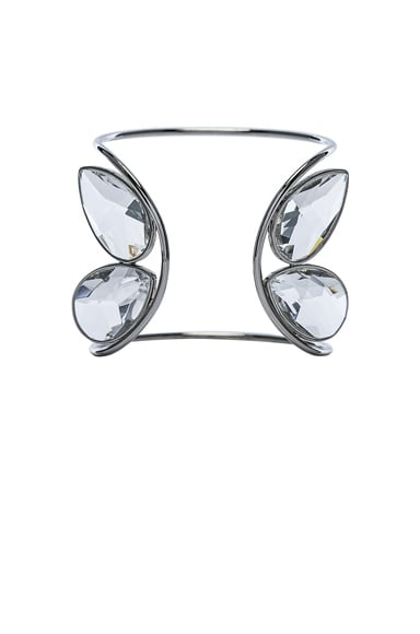 Maison Margiela Bracelet in Rhodium