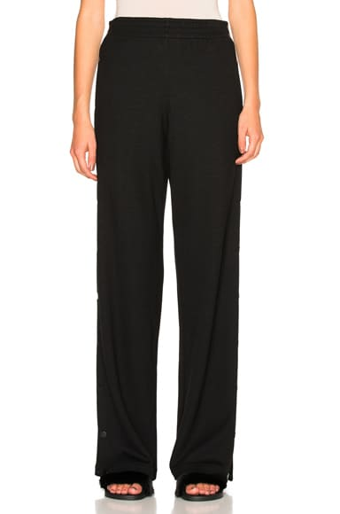 Maison Margiela Punto Milano Pants in Black