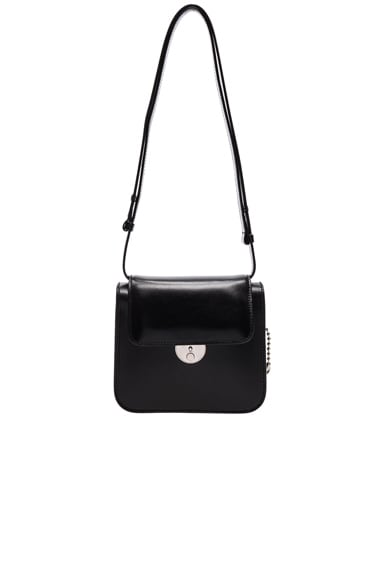 Maison Margiela Small Crossbody Bag in Black
