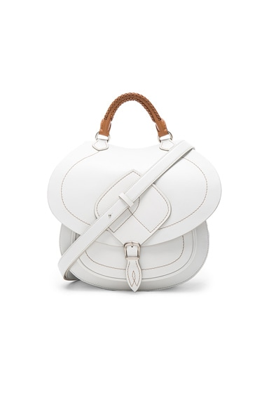 Maison Margiela Satchel Bag in White