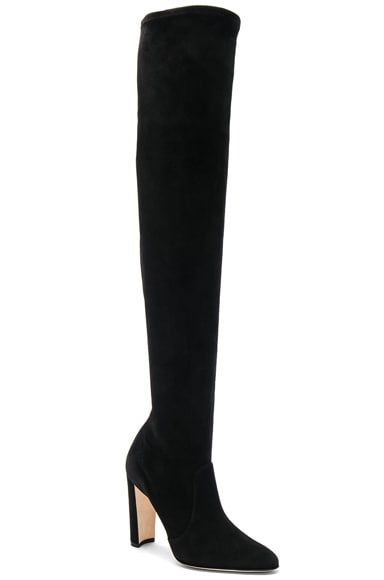 Suede Pascalla Boots