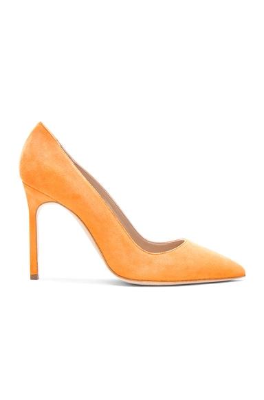 Suede BB 105 Heels