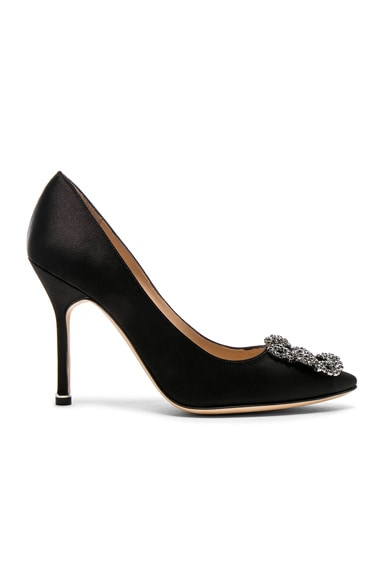 Hangisi 105 Satin Pumps
