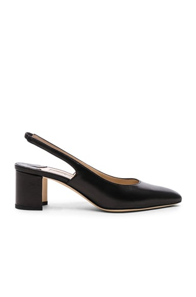 Leather Allurasa 50 Heels