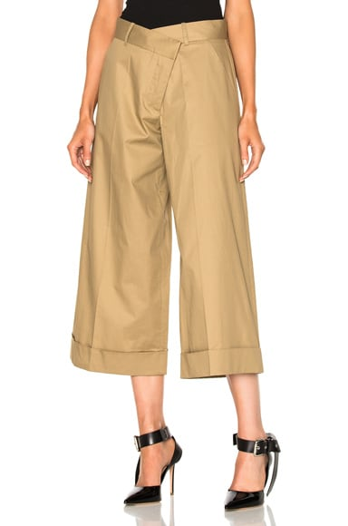 Monse Pant in Khaki