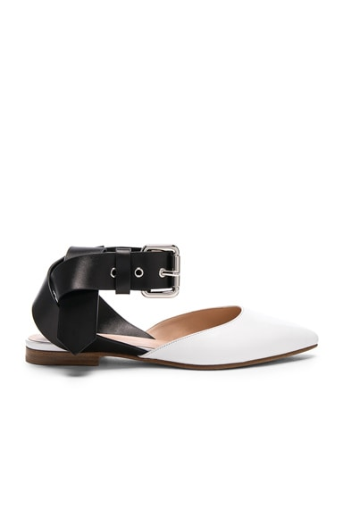Leather Flats Monse