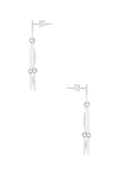 Teeny Tiny Moon Dancer Earrings