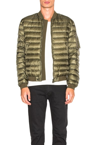Moncler Aidan Jacket in Olive