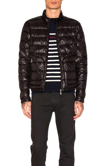 Moncler Acorus Jacket in Black