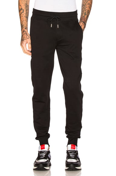Moncler Sweatpants in Black