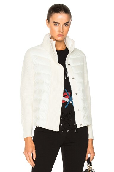 Maglione Tricot Jacket Moncler