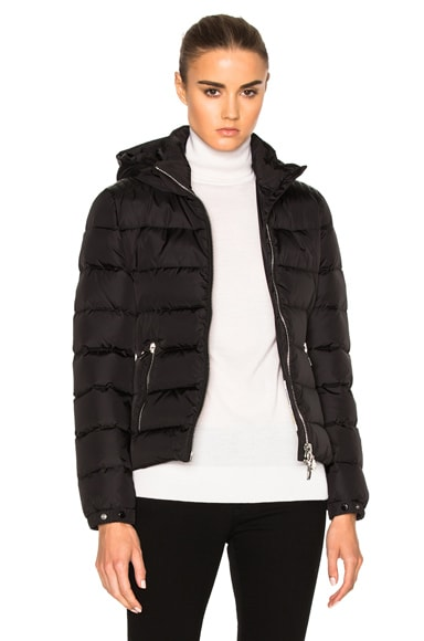 Moncler Oiron Giubbotto Jacket in Black