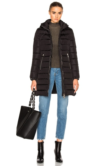 Moncler Orophin Giubbotto Jacket in Black