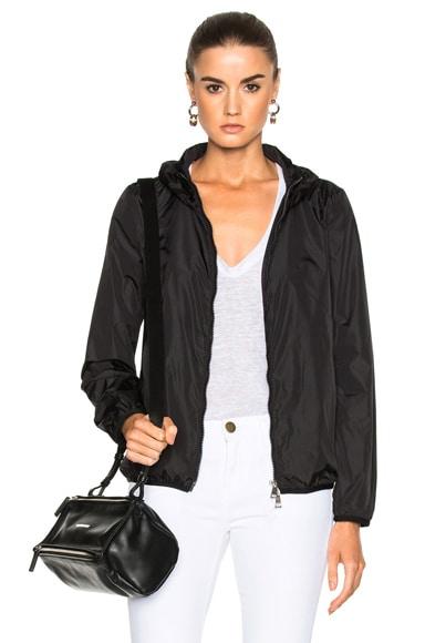 Moncler Vive Packable Jacket in Black