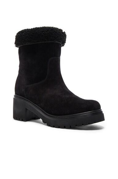 Suede Cassandre Stivale Boots
