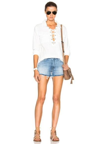 Teaser Fray Shorts