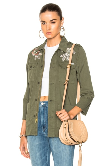 Top Brass Fray Jacket